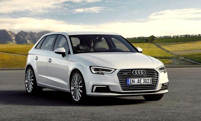 Audi A3 тест драйв