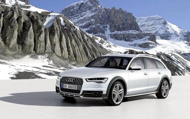 Audi A6 Allroad Quattro тест драйв дележке рынка