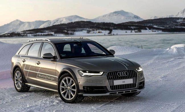Audi A6 Allroad Quattro тест драйв имеет даже