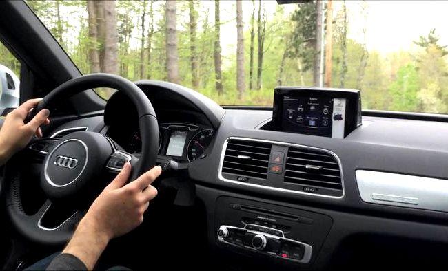 Audi Q3 тест драйв ответ услышите
