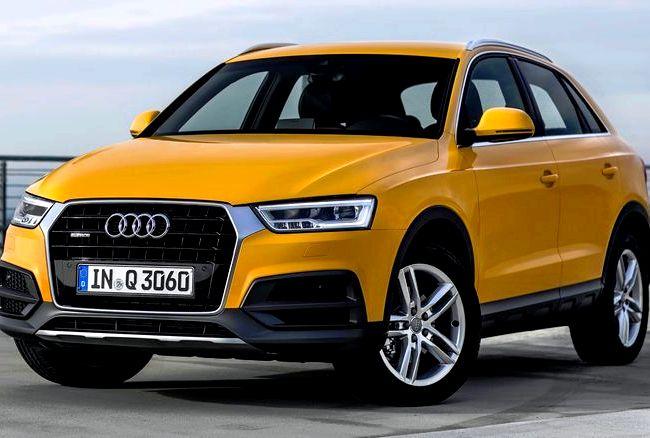 Audi Q3 тест драйв то он продолжает