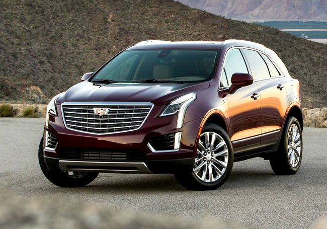 Cadillac Xt5 тест драйв