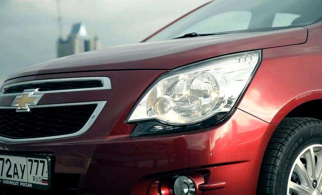 Chevrolet Cobalt тест драйв