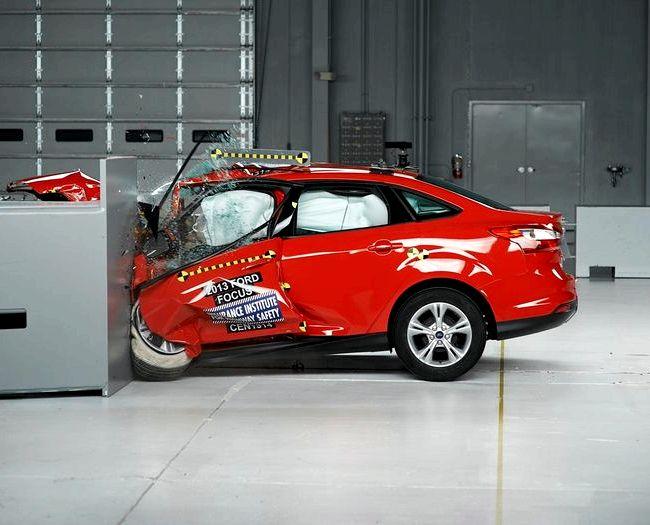 Ford Focus 3 краш тест