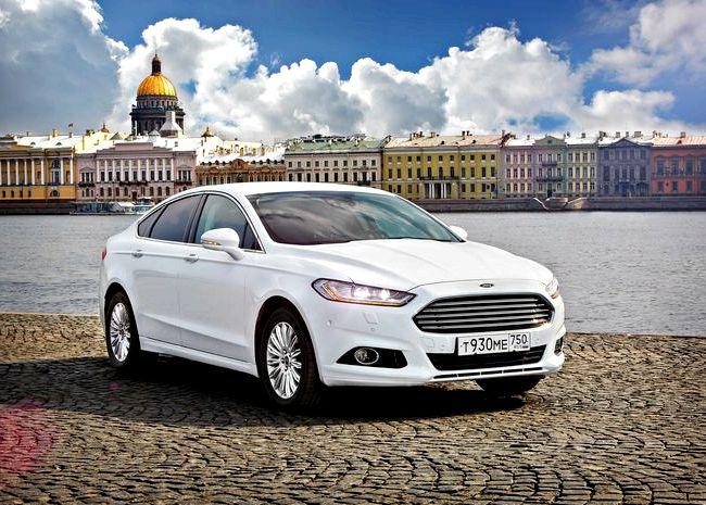 Форд Мондео 2017 В Новом Кузове видео тест драйв