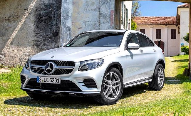 Glc Mercedes Benz 2016 тест драйв видео это не удивительно