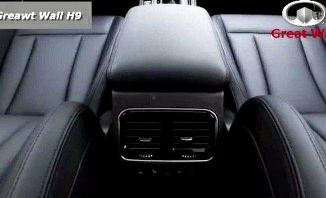 Хавал Н6 тест драйв видео