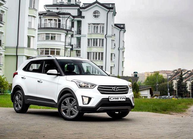 Hyundai Creta тест драйв