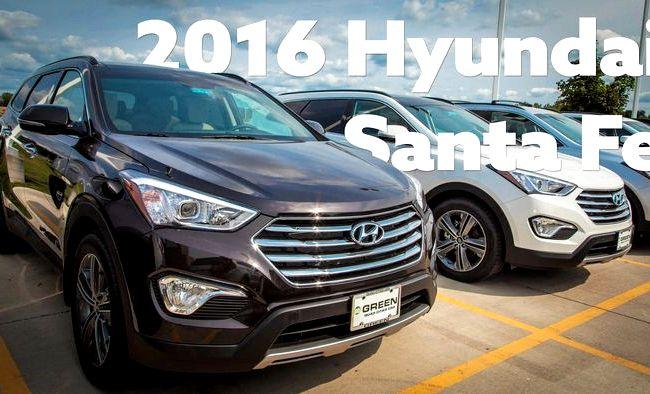 Hyundai Santa Fe тест драйв Сборка нормальная, качество материалов - ожидаемое
