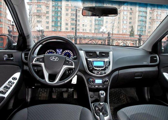 Hyundai Solaris Хэтчбек тест драйв