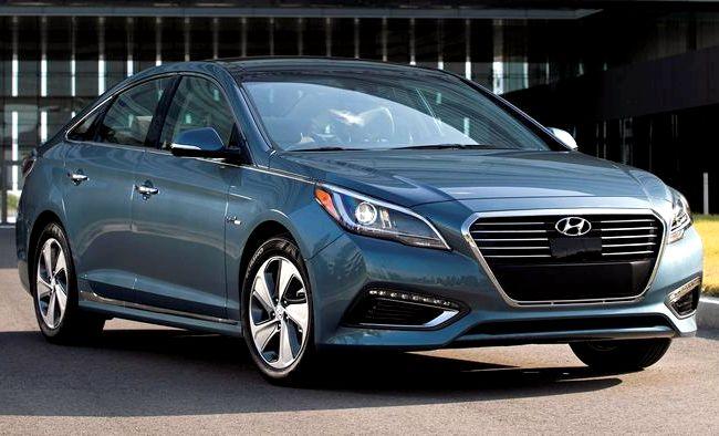 Hyundai Sonata 2017 тест драйв видео