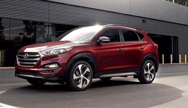 Hyundai Tucson 2017 тест драйв Здесь очень много кнопок