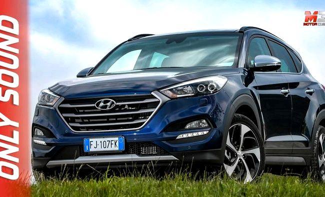 Hyundai Tucson 2017 тест драйв драйве хендай туссан 2017 года