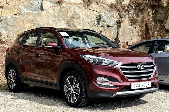 Hyundai Tucson 2017 тест драйв Prime, поэтому можно свободно