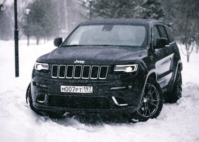 Jeep Grand Cherokee тест драйв