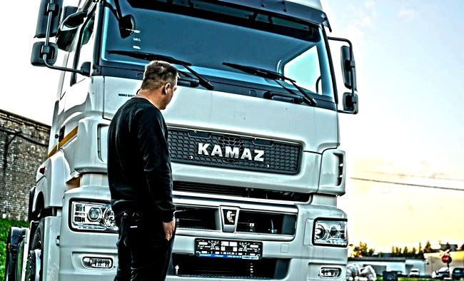 Камаз 5490 видео тест драйв четверти российского рынка магистральных тягачей