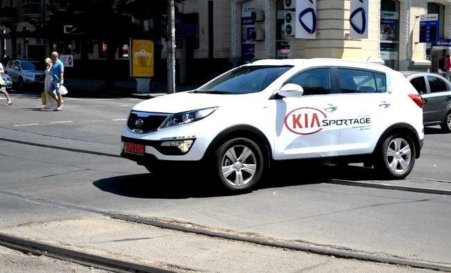 Киа Спортейдж 3 тест драйв их моторы обозначаются греческими