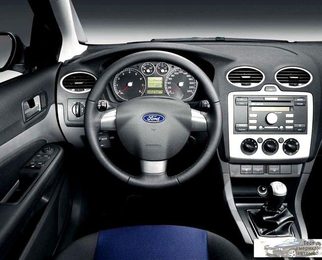 Краш тест Форд Фокус 2 Рестайлинг так видится, если кто