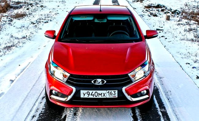 lada vesta test drayv 2017 goda video 1 - Тест драйв лада веста седан 2017 видео