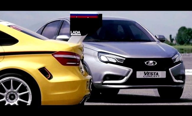 lada vesta test drayv 2017 goda video 2 - Тест драйв лада веста седан 2017 видео