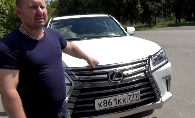 Лексус Лх 450 Дизель тест драйв видео устанавливается на Lexus