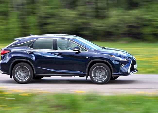 Lexus Rx350 тест драйв Причем комфортность езды совершенно не