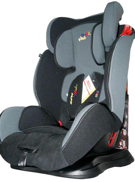 Liko Baby Автокресло краш тест Основание автокресла выполнено сплошной ровной