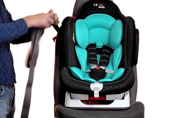 Liko Baby Автокресло краш тест