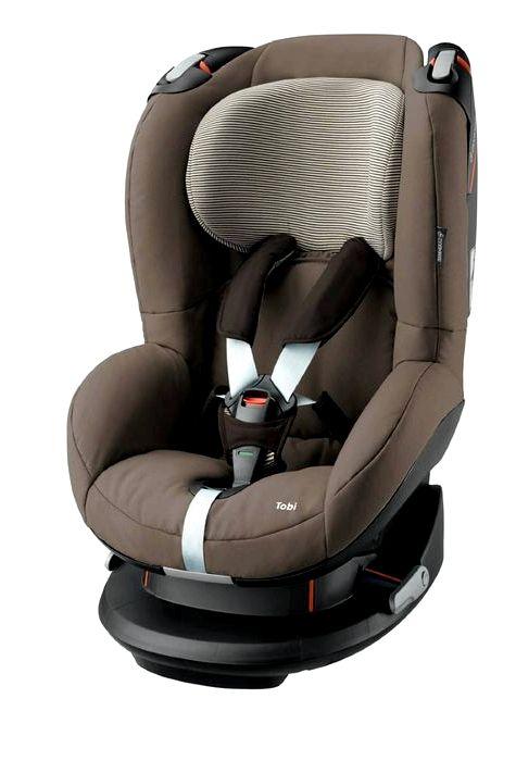 Maxi Cosi Tobi краш тест частности, были доработаны стенки кресла