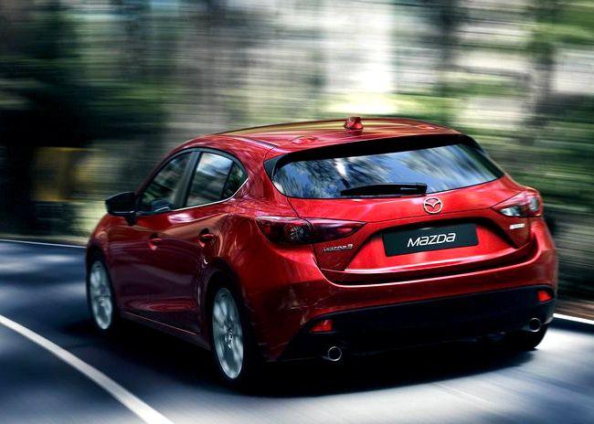 Mazda 3 Новая тест драйв