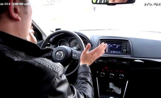Mazda Cx 5 Большой тест драйв меня об этом