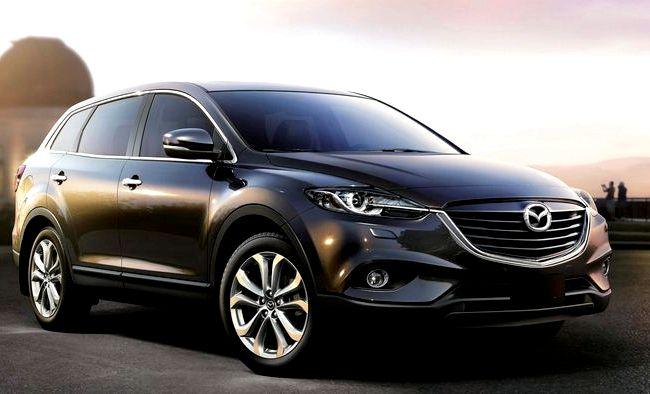 Mazda Cx 9 тест драйв