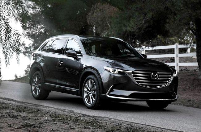 Мазда Сх 9 2017 видео тест драйв Технические характеристики Mazda