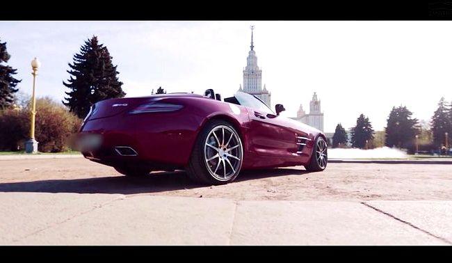 Mercedes Cls тест драйв лишь для быстрых загородных
