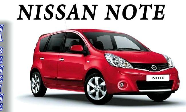 Nissan Note тест драйв Jatco, известный