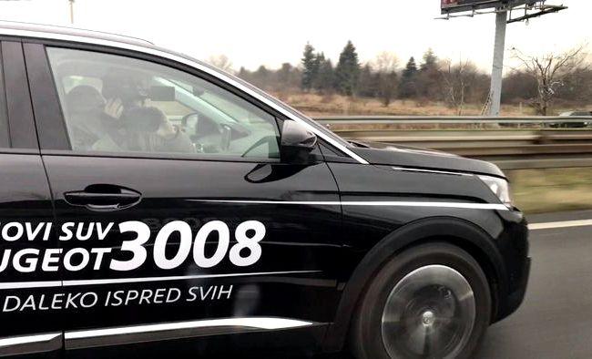 Peugeot 3008 тест драйв Правда, внутри Peugeot 3008