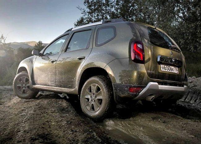 Renault Duster тест драйв