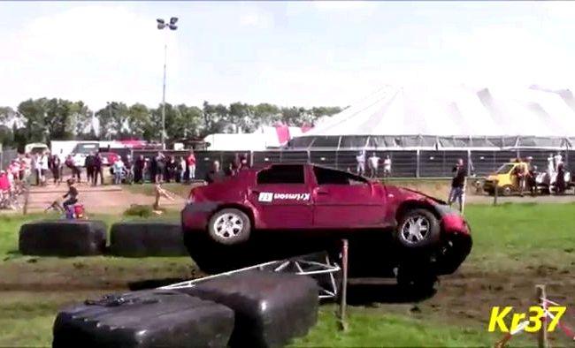 Renault Logan краш тест следствии этого детские