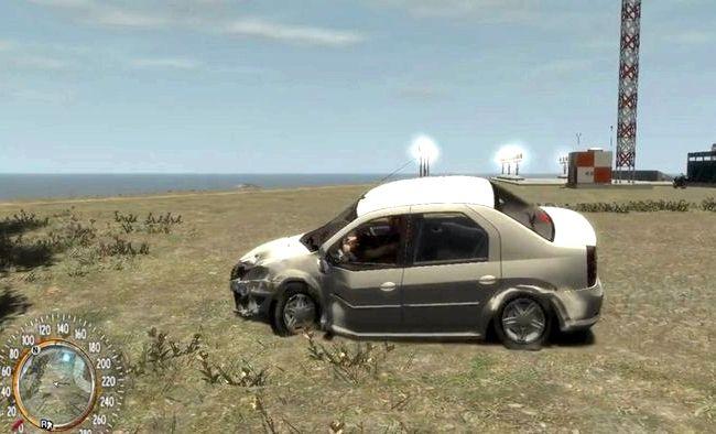 Renault Logan краш тест особенно если учитывать его невысокую