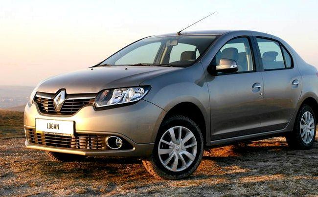 Renault Logan тест драйв