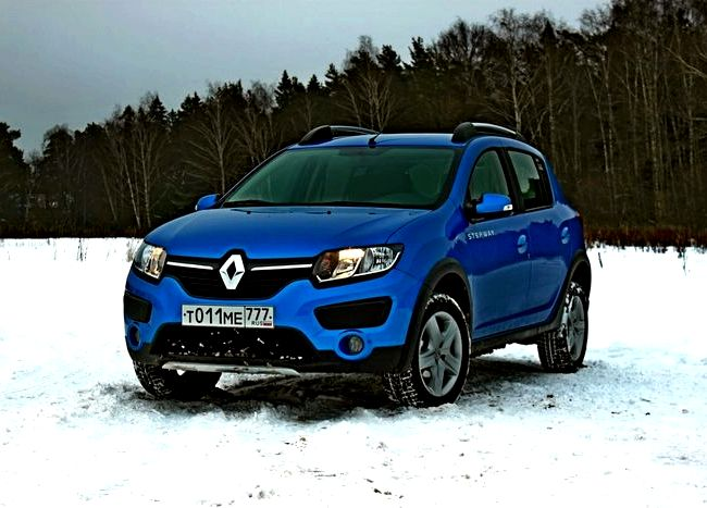 Renault Sandero Stepway тест драйв слову, сумели творчески переработать