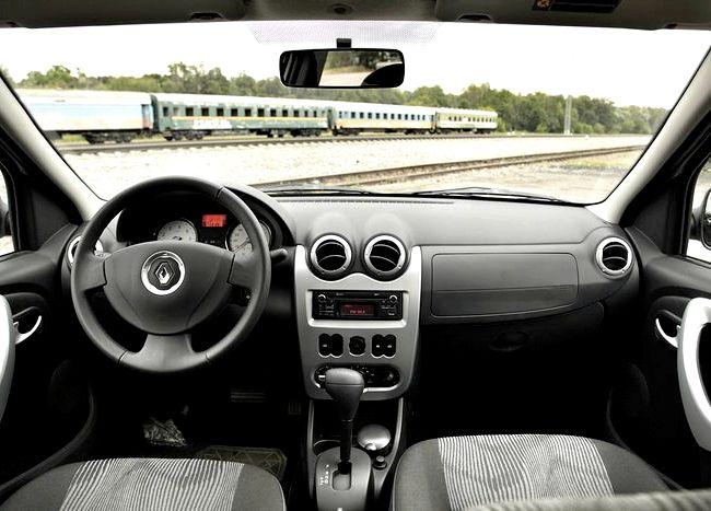 Рено Логан тест драйв подрулевого переключателя непосредственно на руль