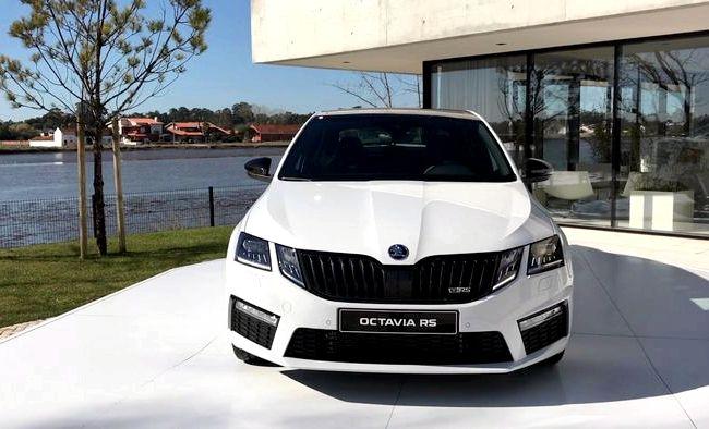 Skoda Octavia 2017 тест драйв