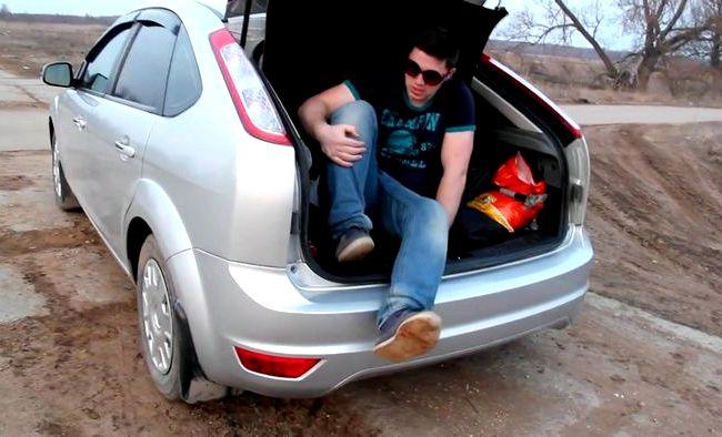 Тест драйв Форд Фокус 2 Рестайлинг