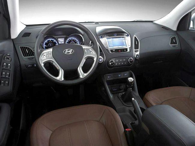 Тест драйв Hyundai Ix35 New