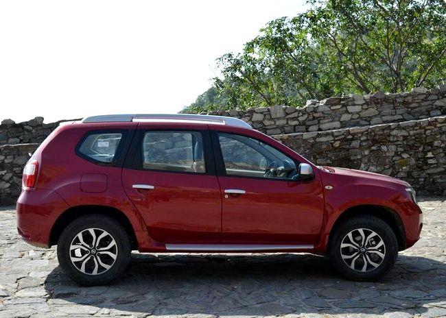 Тест драйв Nissan Terrano 2014 комфортные, но