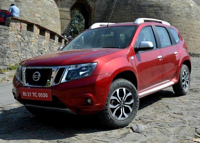 Тест драйв Nissan Terrano 2014 новой мультимедийной