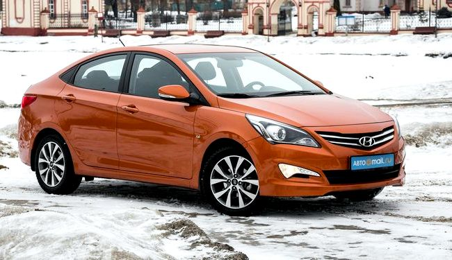 Тест драйв Нового Hyundai Solaris