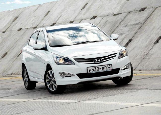 Тест драйв Солярис 2014 рынке дебютировал обновленный Hyundai Solaris