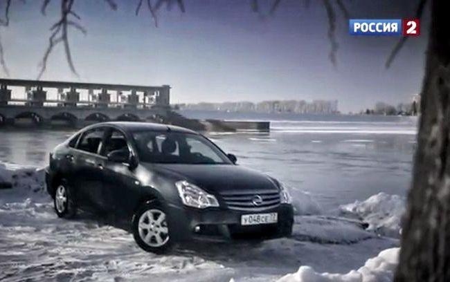 Видео тест драйв Ниссан Альмера Nissan Almera 2013 очень много